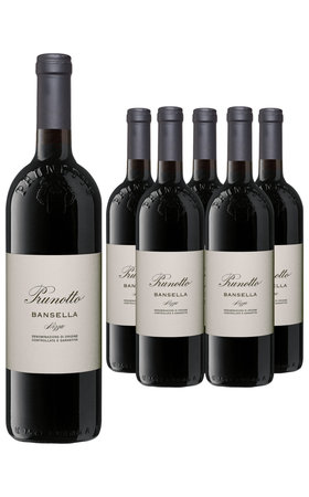 Vins rouges - Barbera Prunotto Nizza DOCG Bansella 6x  75cl