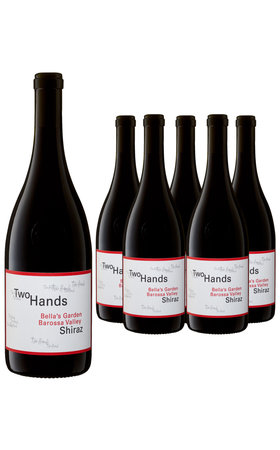 Red Wine - Bella's Garden McLaren Vale Two Hands 6x  75cl
