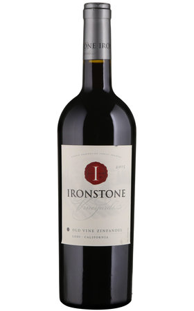 Rotwein - Zinfandel California Ironstone Vineyards