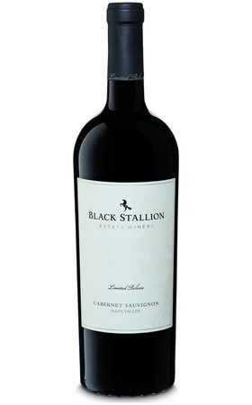 Rotwein - Cabernet Sauvignon Limited Release Napa Valley Black Stallion