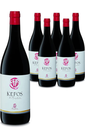 Red Wines - Costa Toscana IGT Kepos di Ampeleia 6x  75cl