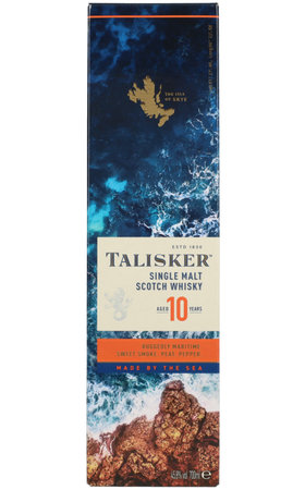 Scozia altre regioni - Talisker Single Malt 10 Years
