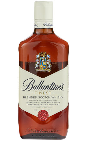 Blended Whisky - Ballantine's Finest Scotch Whisky