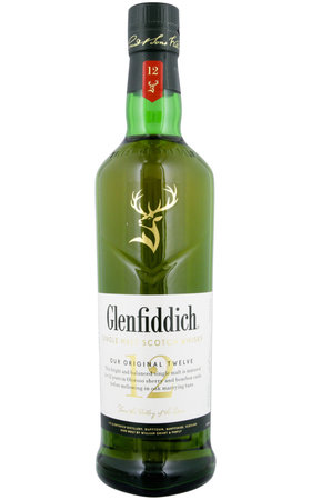 Schottland Speyside - Glenfiddich 12y Single Malt
