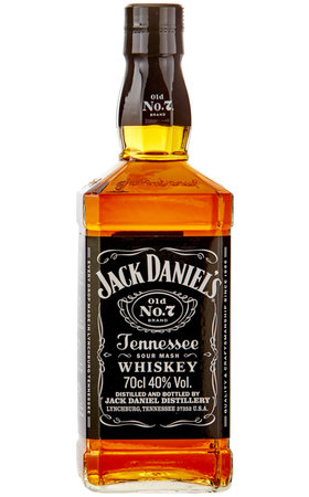 Other Countries - Jack Daniel's Old No. 7 Tennessee Sour Mash Whiskey