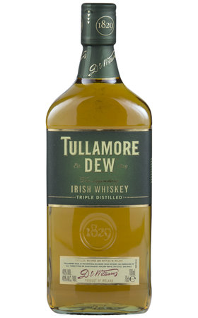 Irland - Irish Whiskey Tullamore Dew