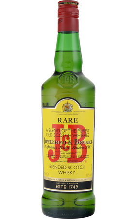 Blended Whisky - J&B Rare Scotch Whisky