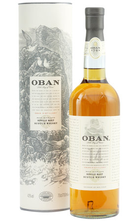 Highlands, Scotland - Oban Single Malt 14 Years
