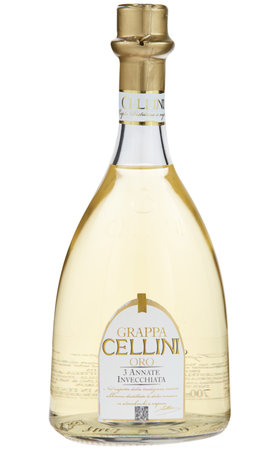 Fruit Spirits - Grappa Cellini Oro