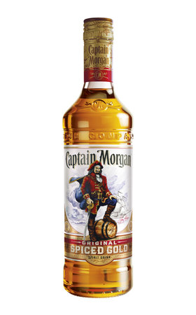Spiritueux - Captain Morgan Spiced Gold