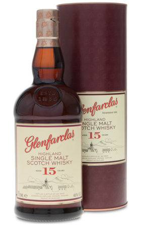 Speyside, Écosse - Glenfarclas Single Malt 15 Years