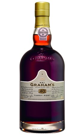 Port & Sherry - Graham's Tawny Port 40 Years Old