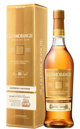 Highlands, Scotland - Glenmorangie Nectar d'Or Sauternes