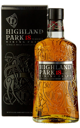 Scotland and other regions - Highland Park Whisky 18 Years