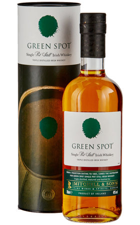 Irland - Whisky Green Spot Irish Pot Still 70CL