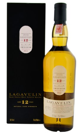 Schottland Islay - Lagavulin Special Release 2012 12 years