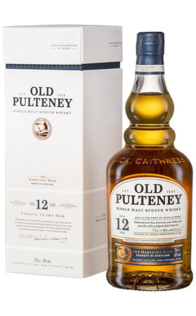 Highlands, Écosse - Old Pulteney Whisky 12 Years