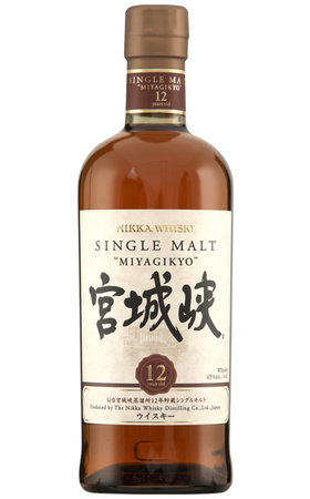 Andere Länder - Whisky Nikka Miyagikyo 12 Years Old