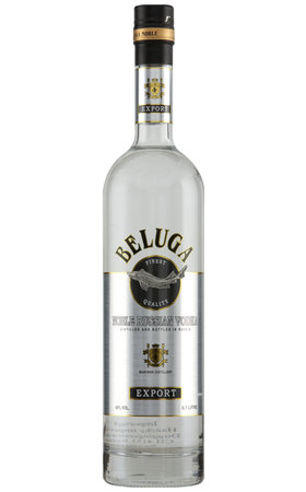 Vodka - Beluga Silver Vodka
