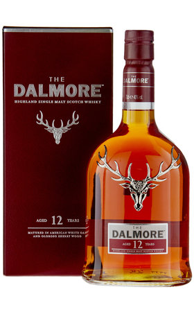 Schottland Highlands - Dalmore 12y Single Malt Scotch