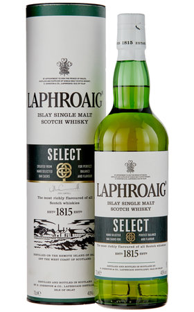 Islay, Scotland - Laphroaig Select Single Malt
