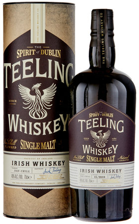 Ireland - Teeling Single Malt Irish Whiskey