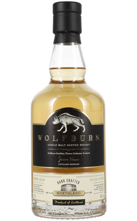 Schottland Highlands - Wolfburn Northland Single Malt