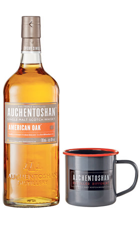 Whisky - Auchentoshan American Oak with Cup