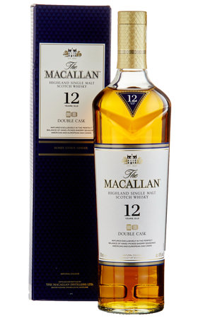 Whisky - Macallan Single Malt Scotch Whisly 12 Years