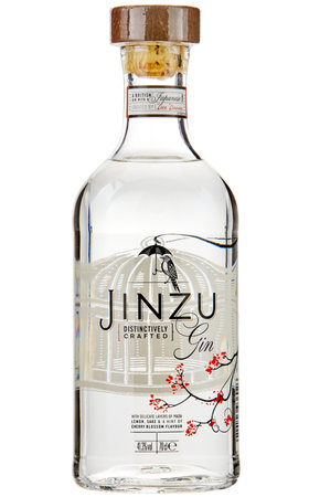 Gin - Jinzu Distinctly Crafted Gin