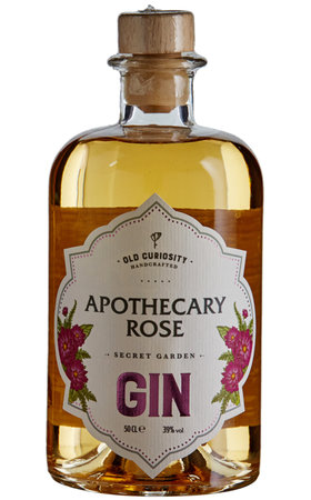 Gin - Old Curiosity Apothecary Rose Gin