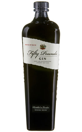 Gin - Fifty Pounds London Dry Gin