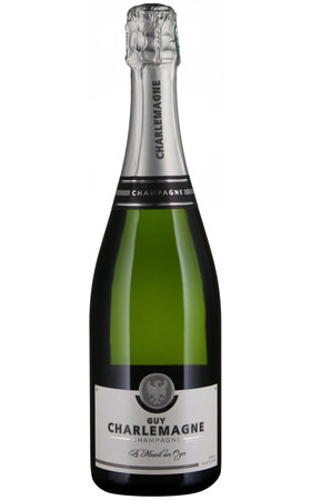 Rarities - Champagne AOC brut nature Guy Charlemagne