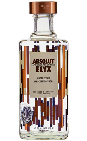 Vodka - Absolut Vodka Elyx