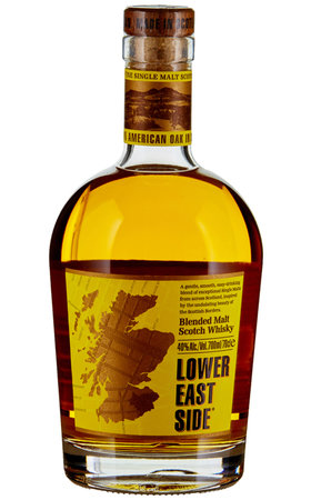 Highlands, Écosse - LOWER EAST SIDE Malt Scotch Whisky
