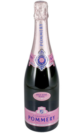 Champagnes - Champagne AOC Rosé brut Pommery Etui