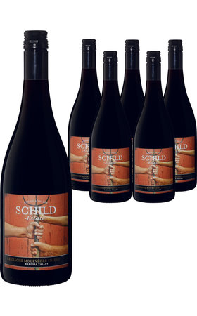 Rotweine - GMS Barossa Valley Schild Estate 6x  75cl