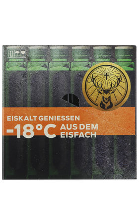 Boissons apéritives - Jägermeister Coolpack 6x35cl