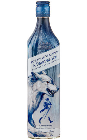 Blended Whisky - Johnnie Walker Song of Ice Whisky