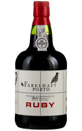 Port Wine & Sherry - Fabelhaft Ruby Porto