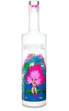 Vodka - Karneval Bonez MC & Raf Camora Vodka