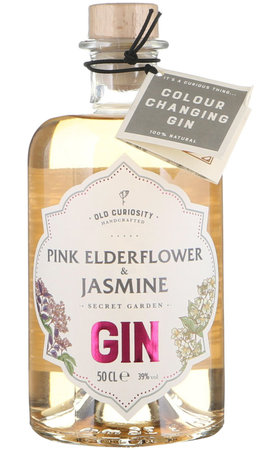 Gin - Old Curiosity Distillery Elderflower & Jasmine Gin