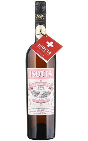 Boissons apéritives - Jsotta Vermouth Rosé