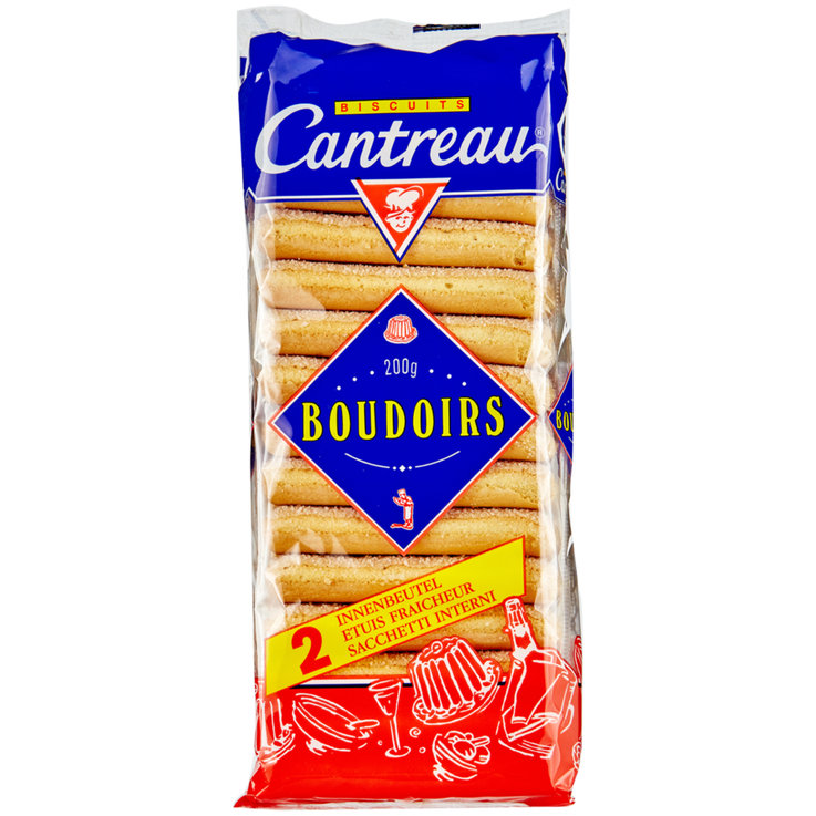 Other Cookies - Cantreau Lady Finger Biscuits 2 Packs