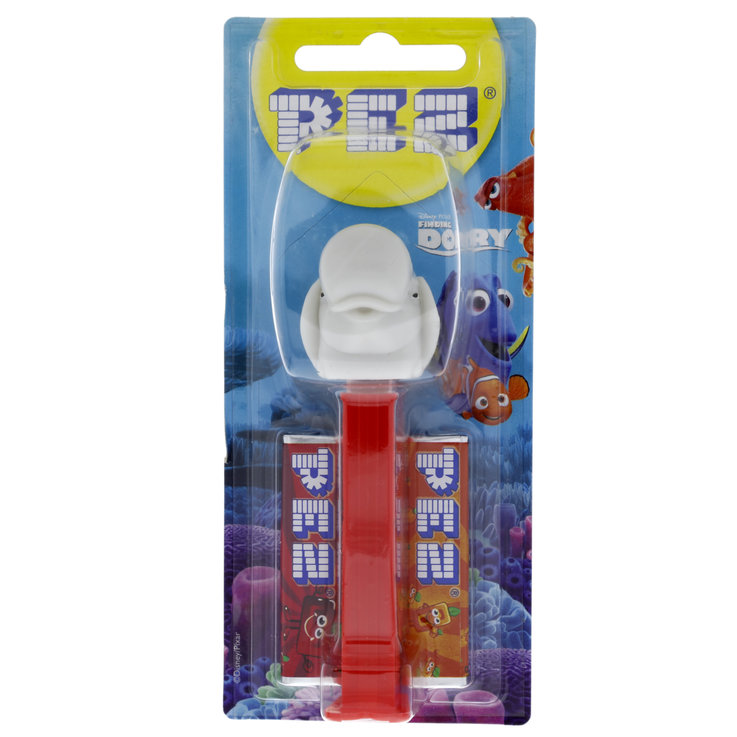 Fruit Sweets & Glucose - Pez Blister Assorted Figurines