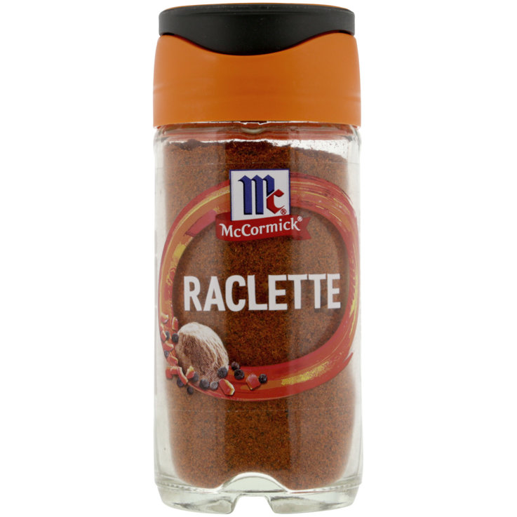 Spice Mixes - McCormick Ground Raclette Spice