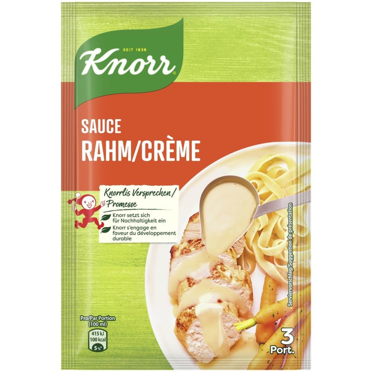 Sauce Mixes - Knorr Cream Sauce Mix