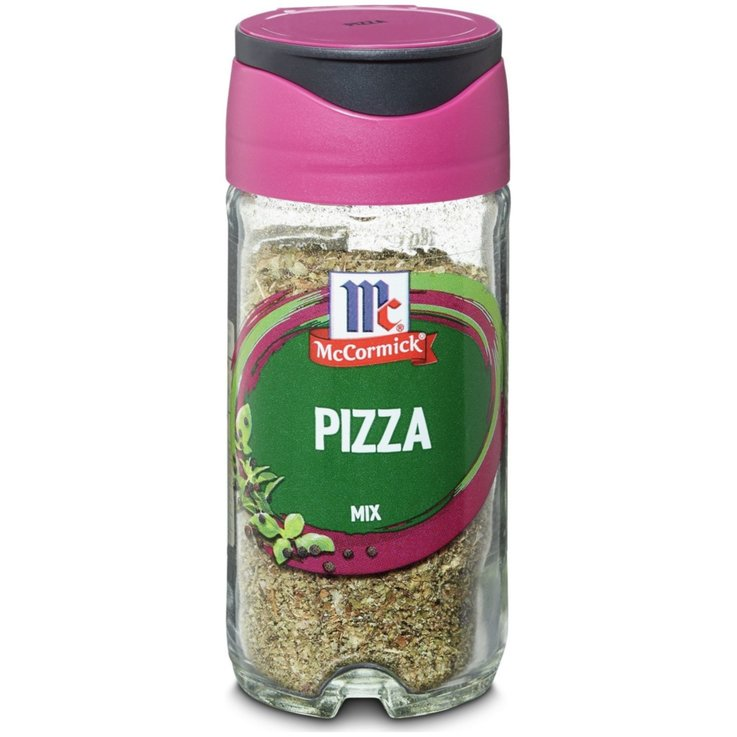 Spice Mixes - McCormick Pasta & Pizza Seasoning