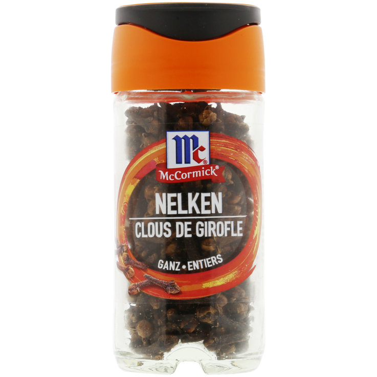 Dried Spices - McCormick Whole Cloves