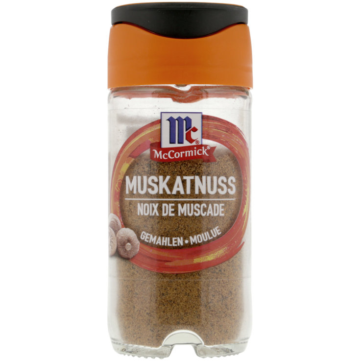 Dried Spices - McCormick Ground Nutmeg